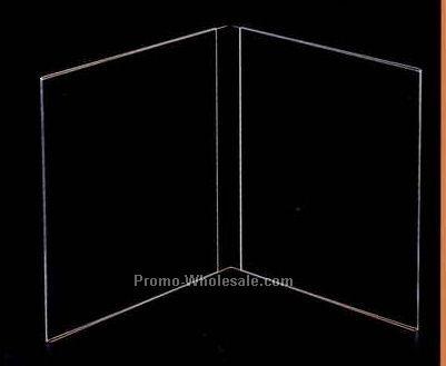 """Acrylic Double Frame (5""""x7"""")"""