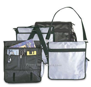 Canvas 3-ways Messenger Bag