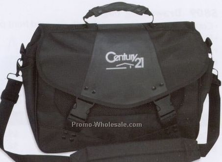 Ceo Polyester Business Briefcase (Blank)