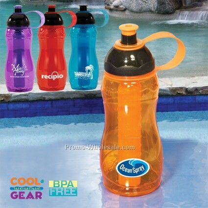 Cool Gear Small Chill Sport Bottle - Bpa Free (1 Day Rush)