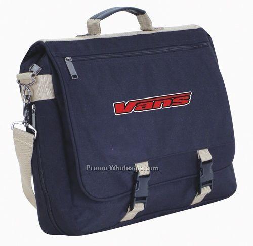 Council Khaki Briefcase