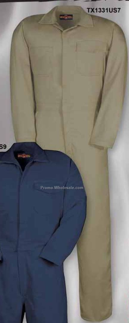 Flame Resistant 7 Oz. Ultra Soft Work Coverall (Regular-tall 52-66)