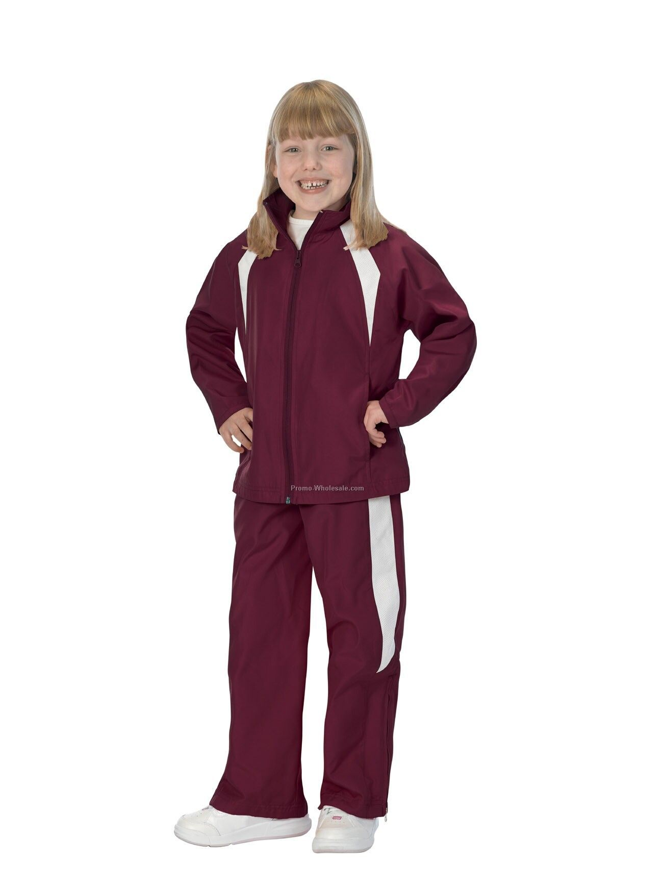 Girls' Teampro Pant (S-l)
