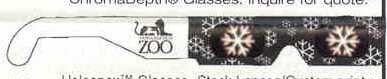 Holospex Glasses/Holiday Specs