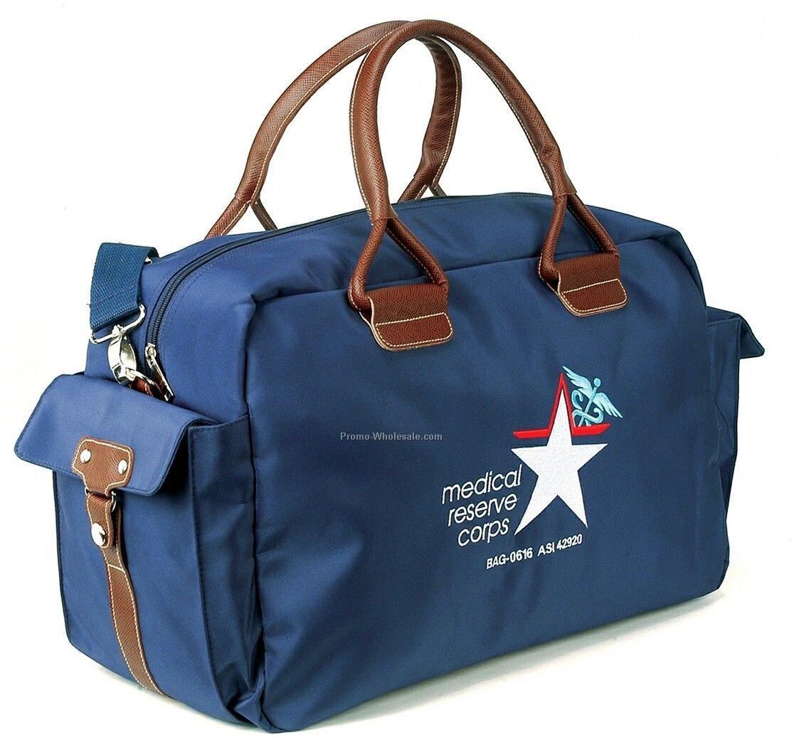 Microfiber Sports Bag