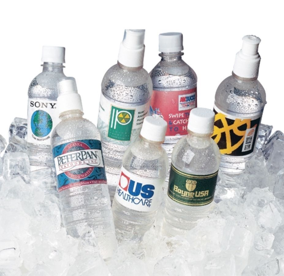 Oasis Twist Off Cap Natural Spring Bottled Water (3 Day Shipping)