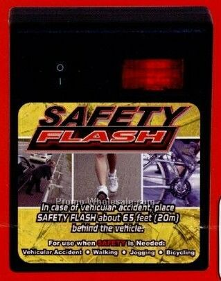 Safety Flash Flashing Light