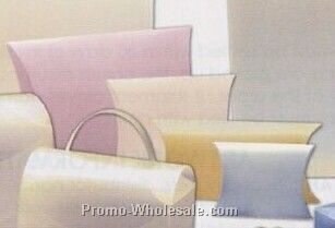 Small Frosted Clear Pillow Pack