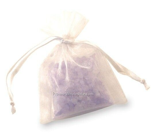 1 Oz. Bath Salt Sachet - Citrus Medley