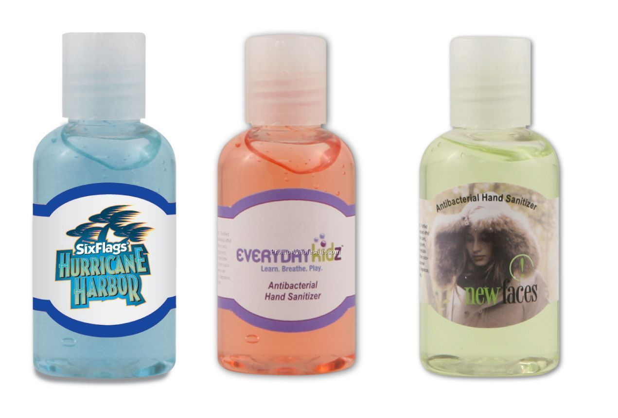 2 Oz. Anti-bacterial Hand Sanitizer