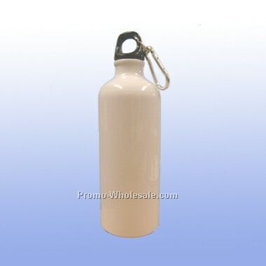 22 Oz Aluminium Sports Water Bottle (Screened)