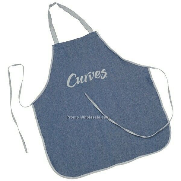 "22""x27"" Denim Apron (Not Imprinted)"