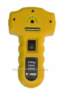 3 Way Laser Level Measure Device