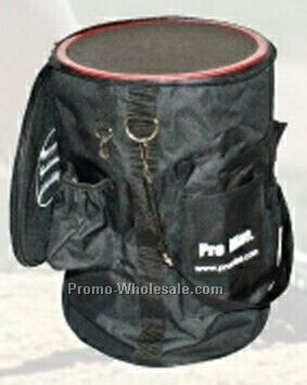 Ball Bucket/Seat W/ Cover