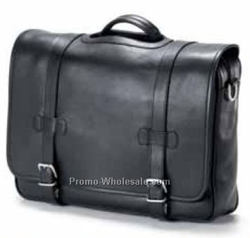 Executive Flap Porthole Briefcase