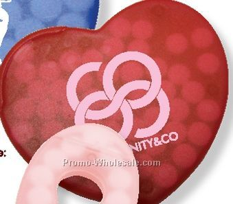 Heart Shaped Credit Card Mints