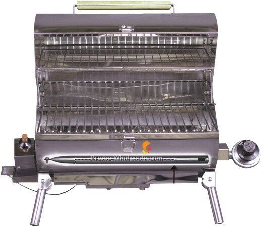 Portable Propane Barbecue Grill