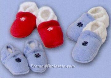 Premium Fleece Baby Moccasins