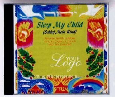 Sleep My Child Schlof Mein Kind Music CD