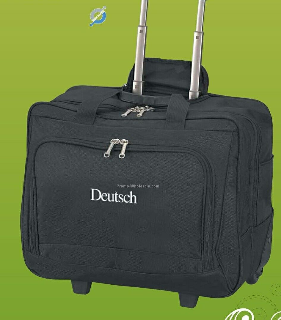 Soren Commerce Wheeled Briefcase