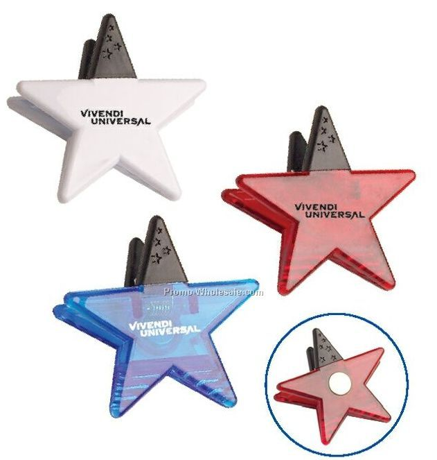 Star Magnetic Clip