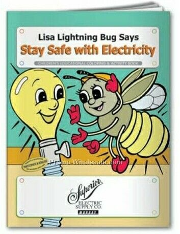Stay Safe With Electricity (Action Pak)
