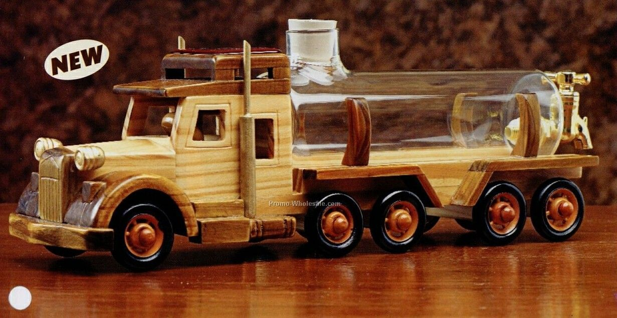 Tanker Truck Decanter