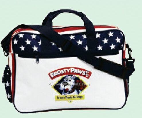 Us Patriot Briefcase