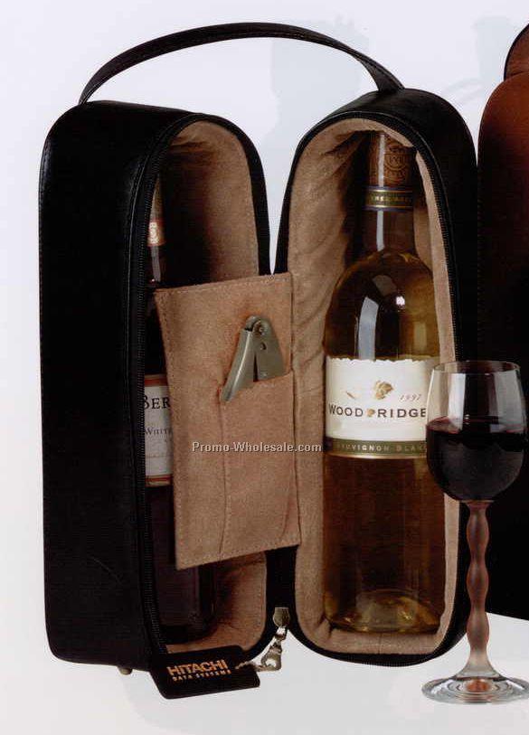 "13-1/2""x7-1/2""x3-3/4"" Wine Presentation Case"