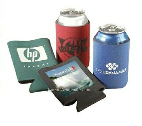 Arctic Collapsible Can Cooler (1 Day Shipping)