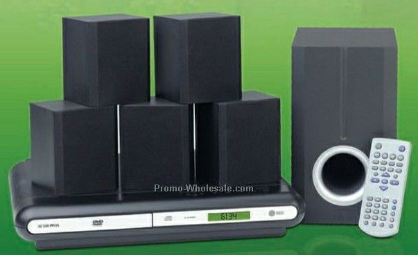 Audiovox Home Theater With DVD