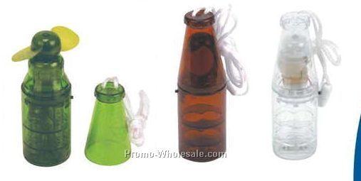 Bottle Shape Mini Fan