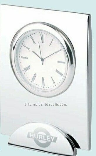 Brilliant Brass Clock