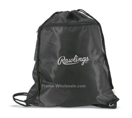 Eco Recycled Drawstring Tote Bag