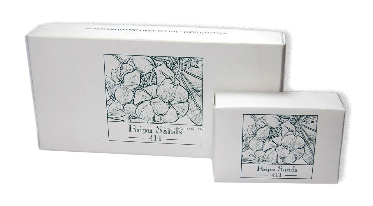 Glycerin Soap 3pack Of 3oz Bars In Printed Box