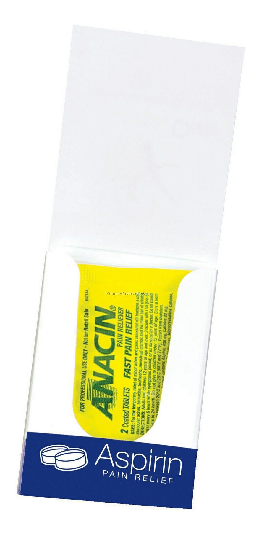 Pillowline Anacin Pocket Pack