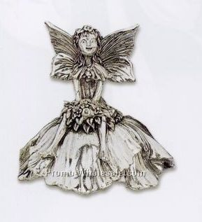 Reed & Barton Children's Silverplated Music Box Collection/ Flower Fairy