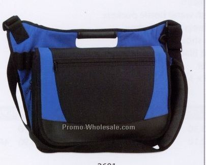 Shoulder Polyester Briefcase (Blank)