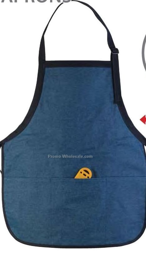The Durango Denim Apron (Blank)