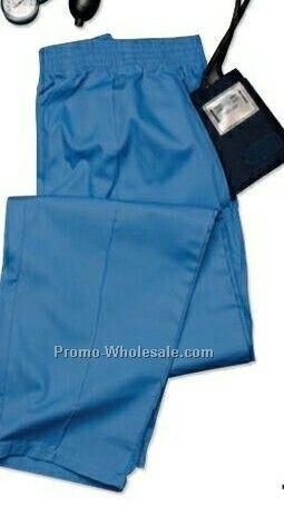 Women's Elastic Waist Scrub Pant (2xl-3xl)