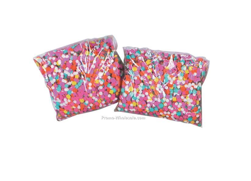 2 Oz. Packaged Confetti