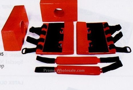 2 Piece Head Immobilizer For Scoop Stretcher