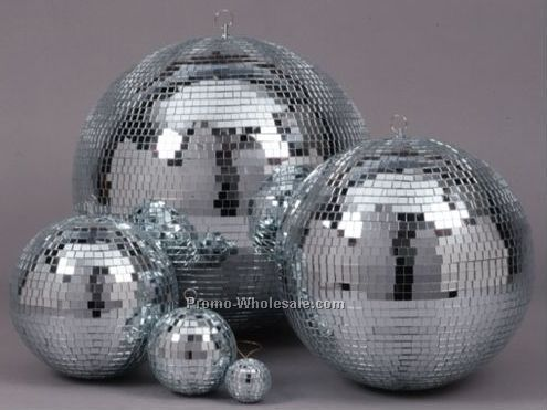 Disco Mirror Chrome Steel Ball Metal Beeds