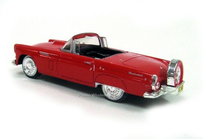"4.5"" 1/43 Scale 1956 Ford Thunderbird"