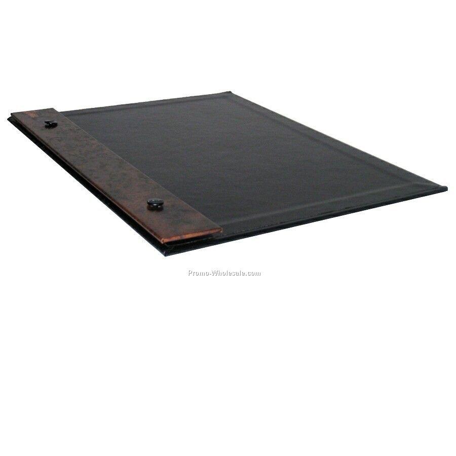 8.5 X 11 Custom Menu Board With Detachable Hinge