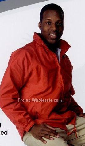 Adult Acadia-plex Nylon Shell Sideliner Jacket (3xl) Blank