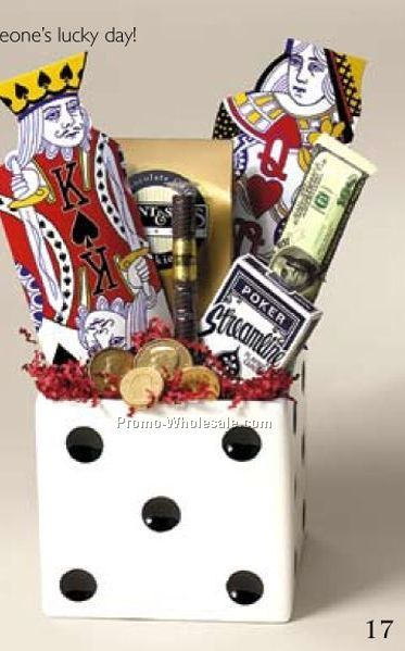 Best Bet Casino Gift Basket