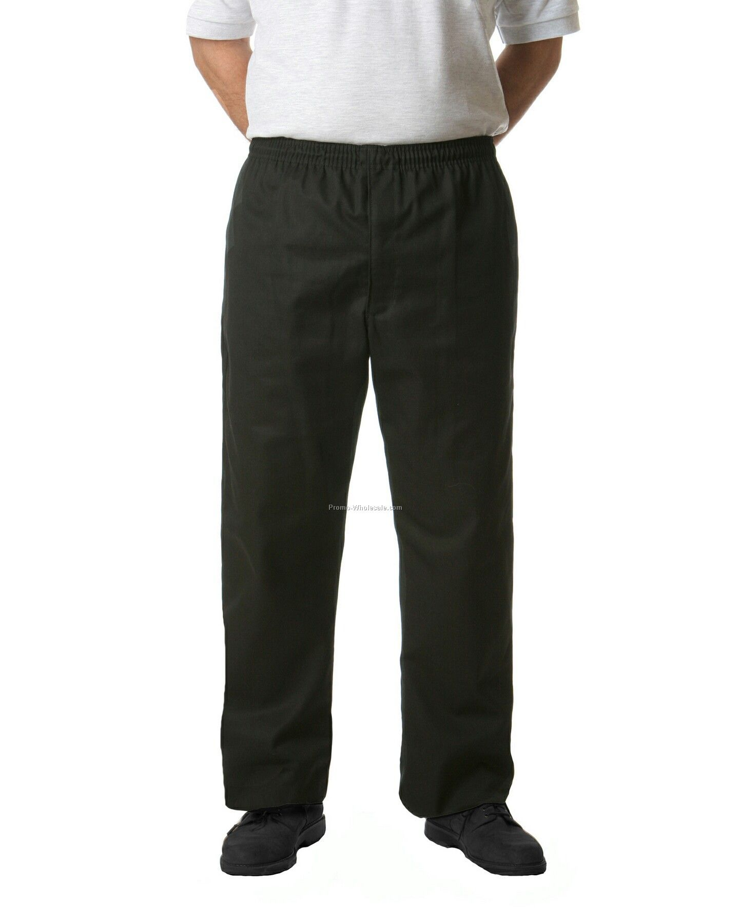 Chef Baggies Pants (2x-large/ Black)