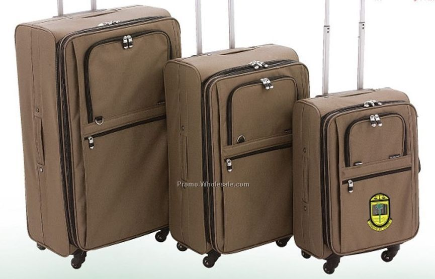 Executive Expandable Boarding Case 3-piece Set