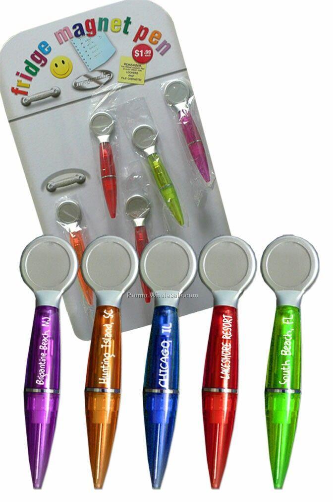 Fridge Magnet Pens